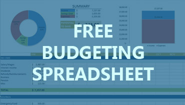 download a free budget spreadsheet
