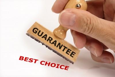 sales guarantees